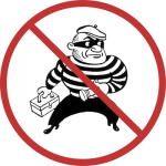 No burglars icon image