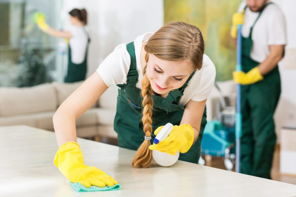 why hire a cleaning service